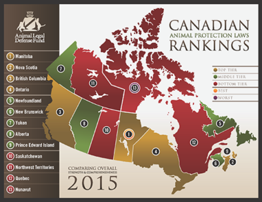 Canadian Rankings