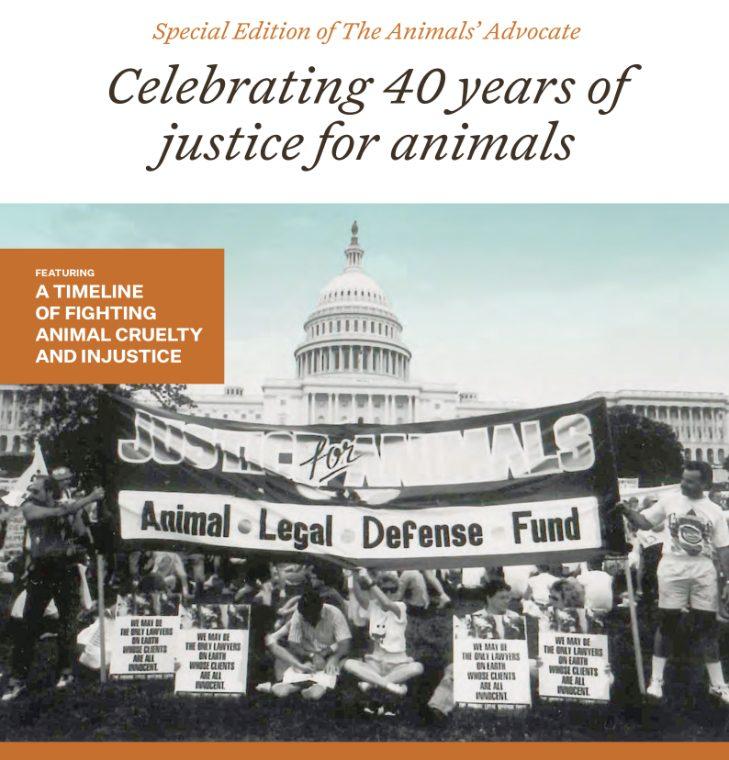 Animals' Advocate Summer 2019