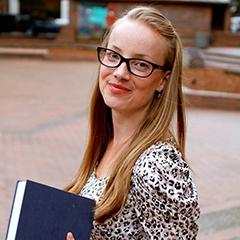 Aurora Paulsen, first-ever ALDF LL.M. Scholar Award