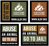 ALDF Stickers