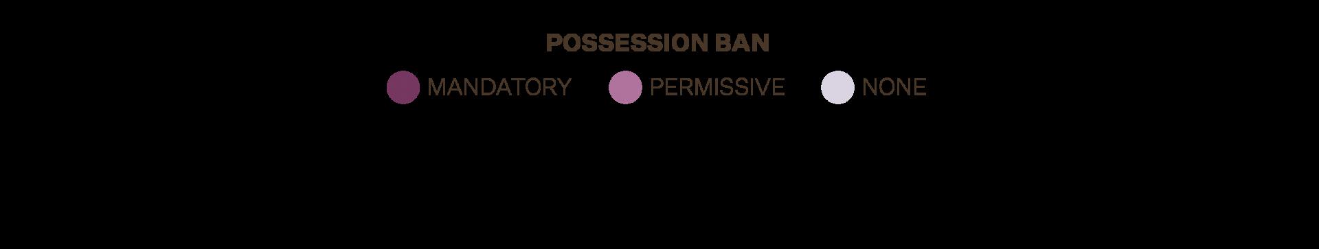 2019 Trend Report: Post-Conviction Possession Bans